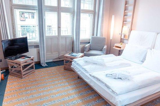 West-Berlijn kreuzberg Oost-Berlijn overnachten Bleibtreu hotels