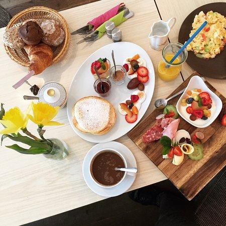 zuckerstuk berlin ontbijt lunch Oost-Berlijn