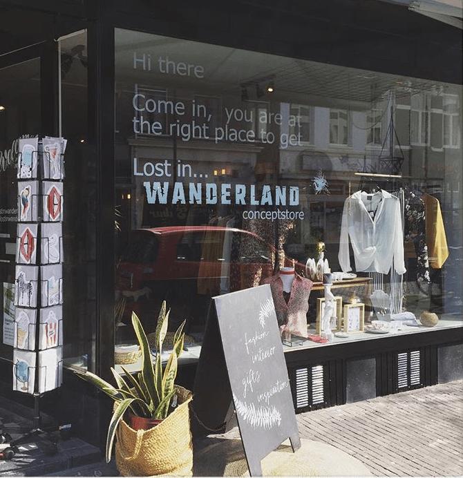 Lost in Wanderland Arnhem Modekwartier 5x doen