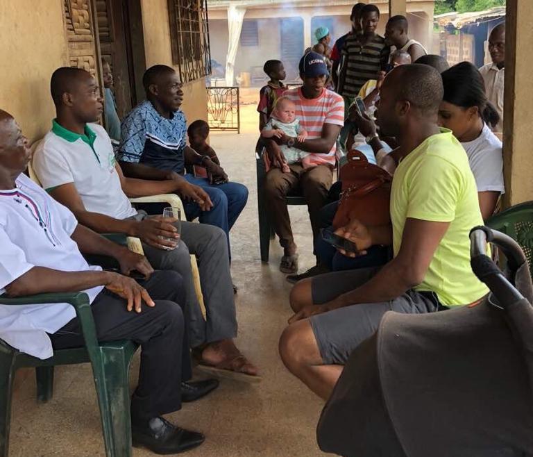 Door lokale ogen Marianne in Ivoorkust expat