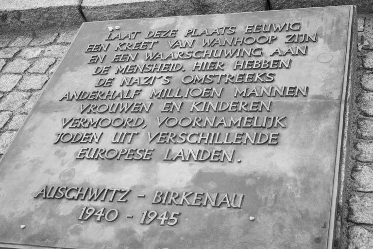 mijn bezoek aan auschwitz
