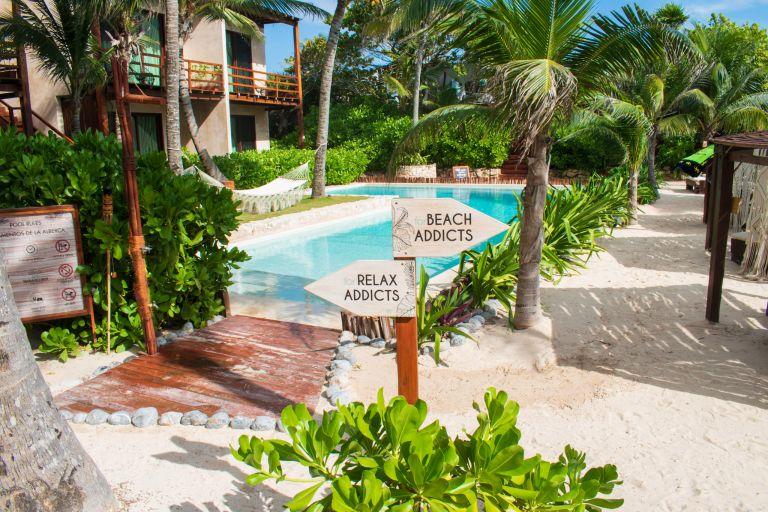 Welke 5 beachclubs moet je bezoeken in Tulum?