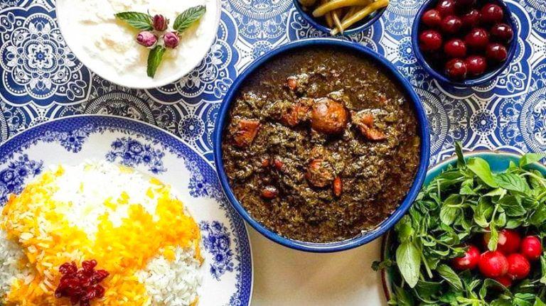 Wat is typisch Iraans eten?