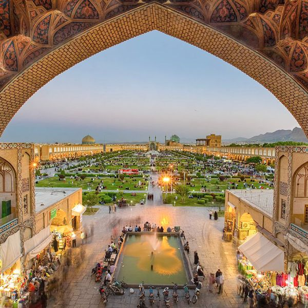 geboren in isfahan wonen in gent