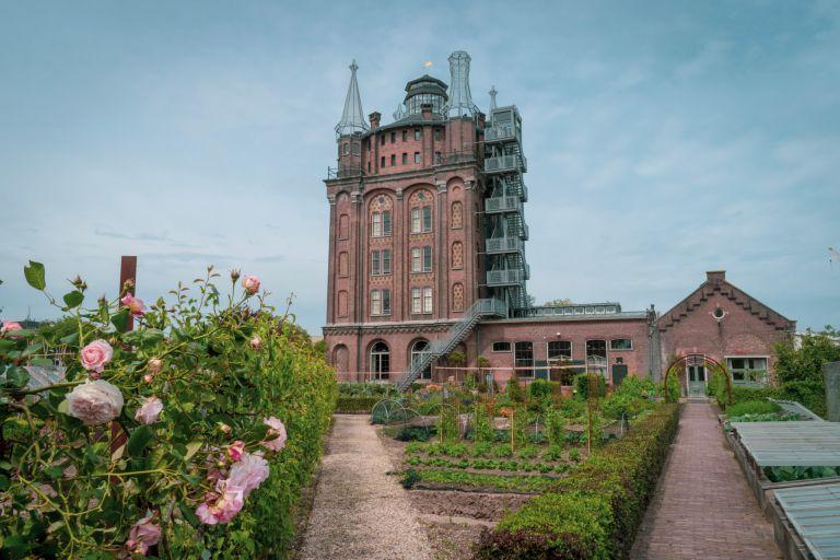 Waar overnacht je in Dordrecht villa augustus hotel