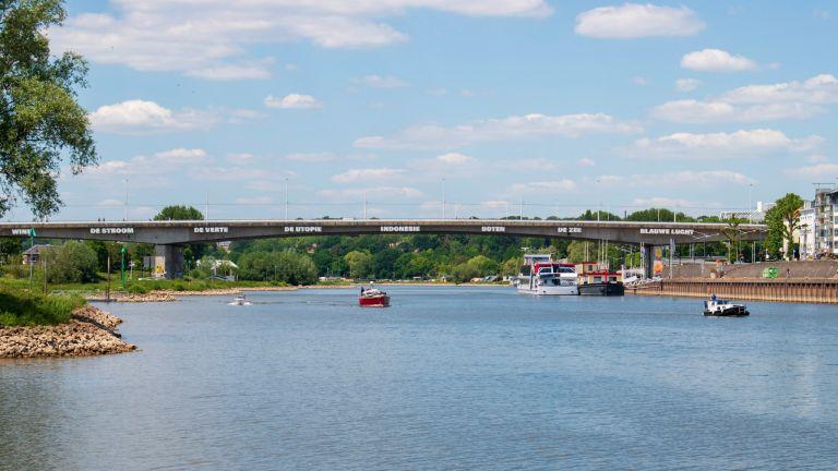 coehoorn arnhem rijn centrum brug
