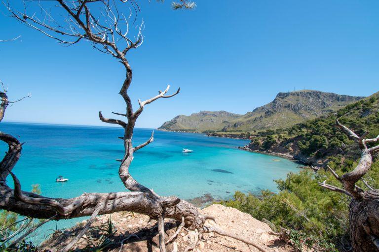 Cala Na Clara 8x doen op mallorca, mooiste baaien