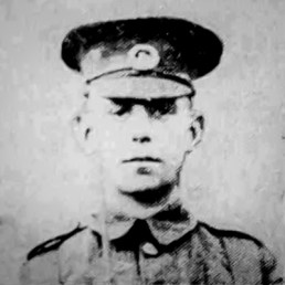 Private Lionel John George, South Wales Borderers, 2nd Battalion