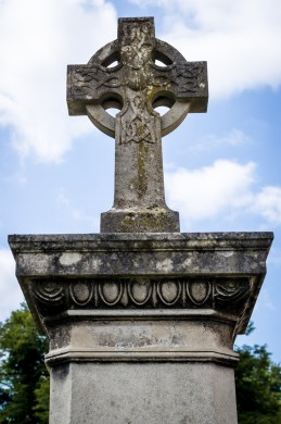 Pontrhydyrun War Memorial Celtic Cross