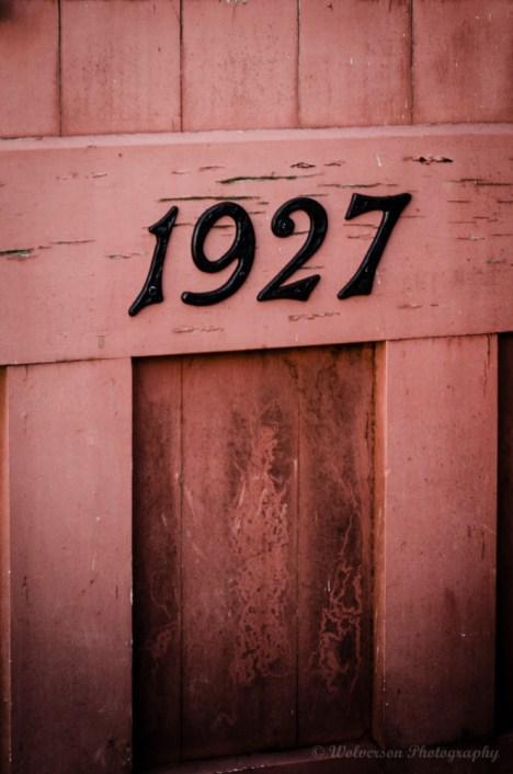 Door number 1927