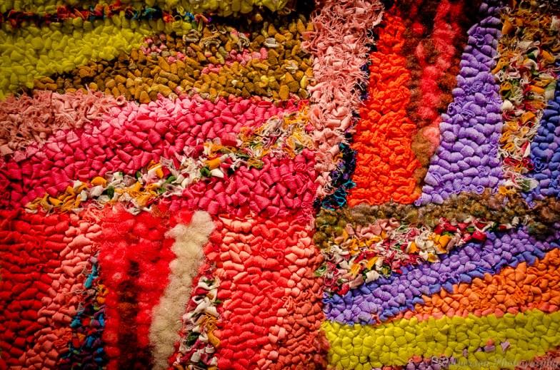 Colored Textile