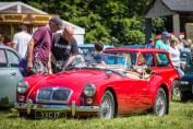 Car Show, St Fagans, 2015