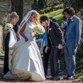 Tammie and Richard Wedding, Oxwich - 31st March 2016