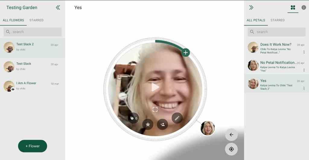async video meetings in slack
