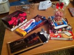 chocoladetafel