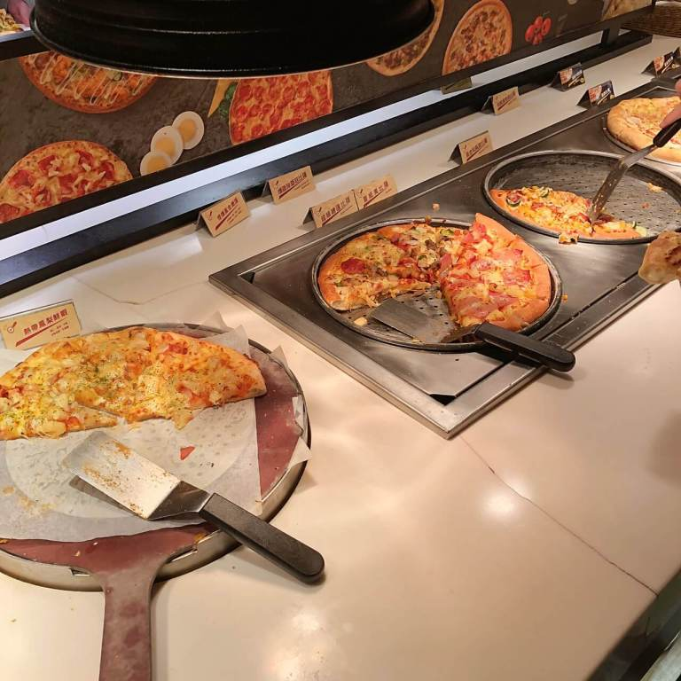 Pizza Hut必勝客歡樂吧