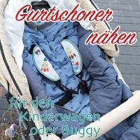 DiY: Gurtschoner nähen // mit Anleitung