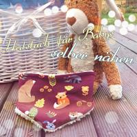 Nähe das ultimative Halstuch für Babys selber!