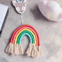 gewickelter Regenbogen - ein DiY-Trend der in keinem Kinderzimmer fehlen sollte!