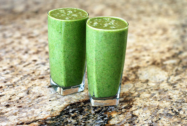 Green Smoothie Recipe You'll Really Enjoy