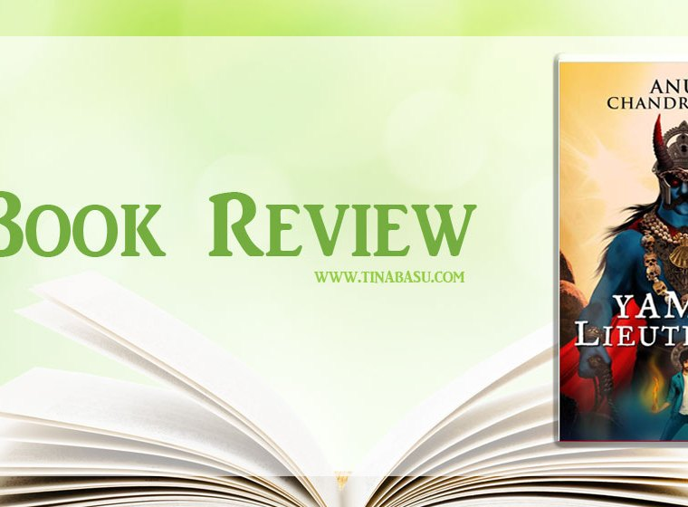 book-review-yama's-lieutenant-anuja-chandramouli