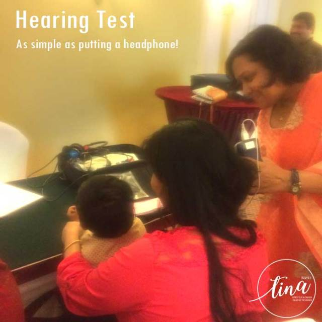 How are Hearing Tests Done? We mothers are always scared with the mention of tests and examinations in babies. I myself am. But having recently undergone the hearing test myself and for my baby I can tell you it is the safest test you can ever get. There is nothing invasive there is no pain it is as simple as putting a headphone!
