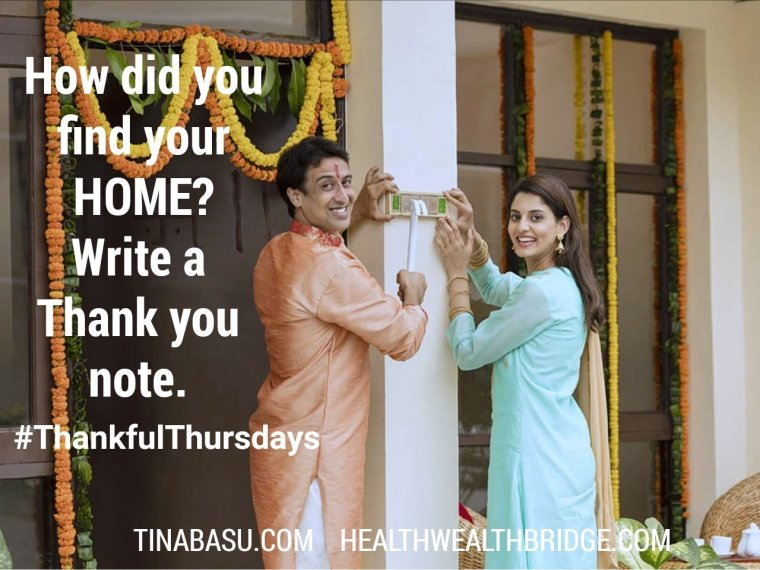 apartments in Bangalore, ThankfulThursdays