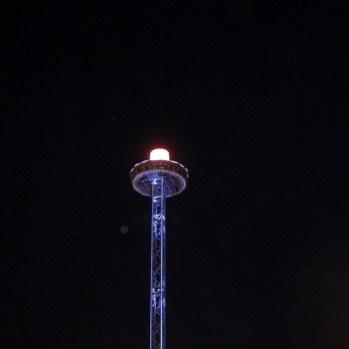 City Skyliner – Aussichtsturm mit 360°Grad Panoramablick auf 72 Metern Höhe