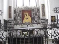 Marienkirche - die schwarze Madonna