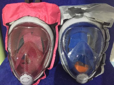 Tribord Easybreath Full-Face Snorkel Mask