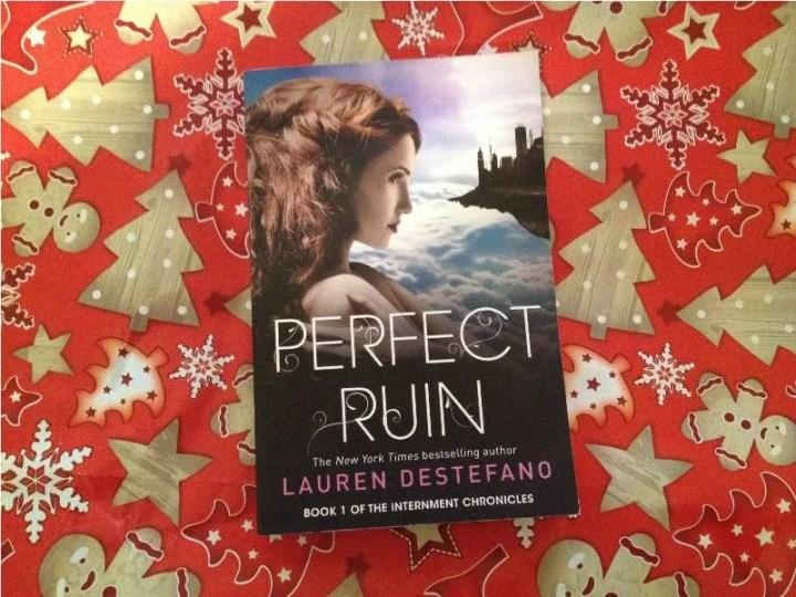 My christmas present book