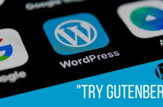The New WordPress Gutenberg Editor