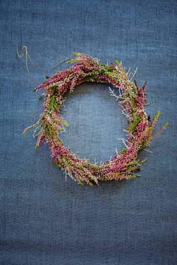 Erica Wreath