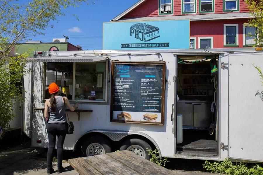 Food Truck Portland