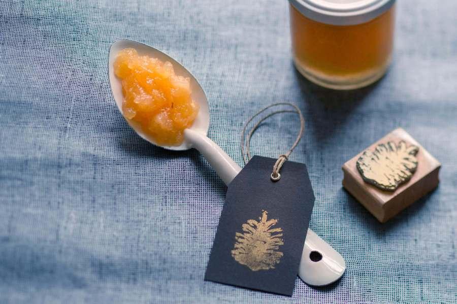 Birnen-Quitten-Marmelade: Geschenke aus der Küche
