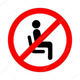 No Sitting1