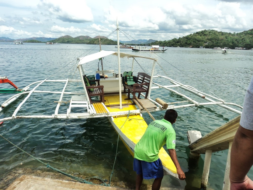 Summer Trip to Coron (Day 1): Island and Beach Hopping (5/6)