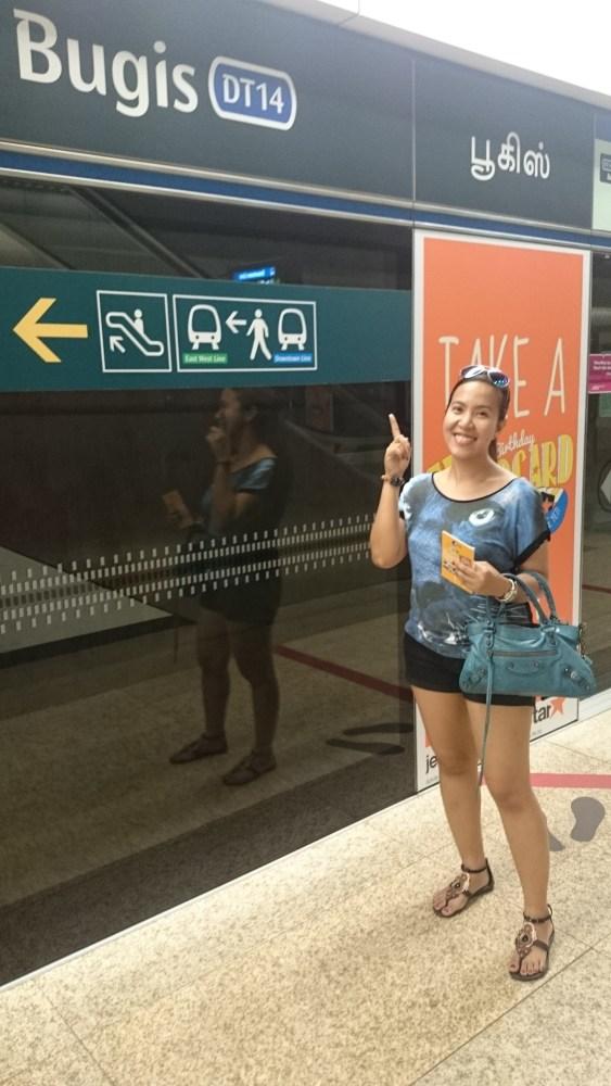 SINGAPORE ON A BUDGET: Transportation (1/3)