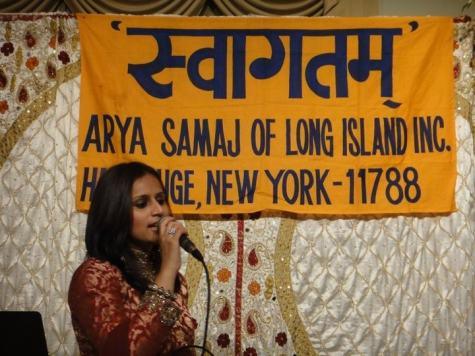 Arya Samaj of Long Island NY - Tina Kundalia