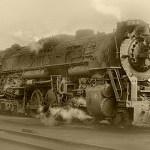 """Berkshire 744 often called the """"Van Sweringen"""" or """"AMC"""" Berkshires."""