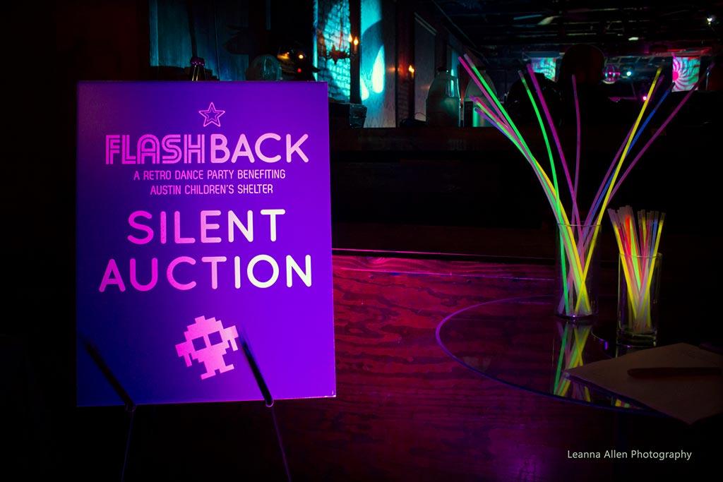 Flashback signs