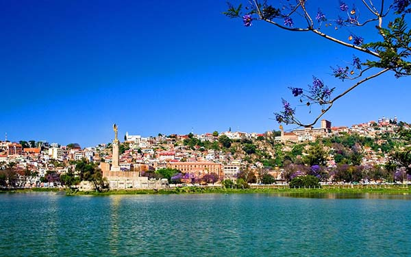 Antananarivo – Madagascar beautiful cities in Africa