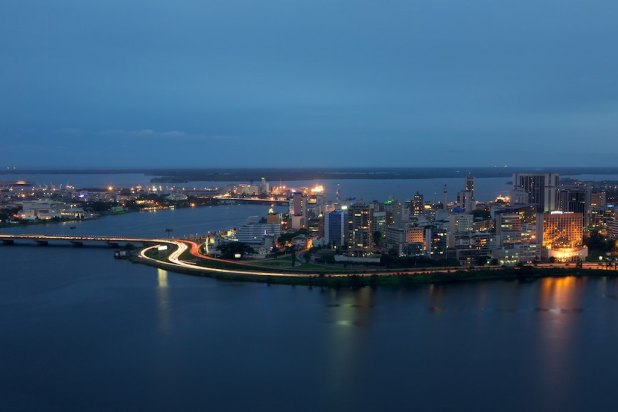 Abidjan - most beautiful cities in Africa