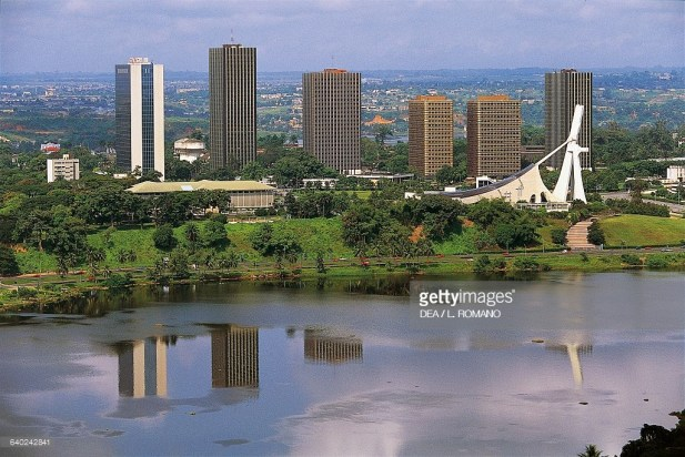 Abidjan - most beautiful cities in Africa