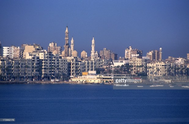 Alexandria - most beautiful cities in Africa