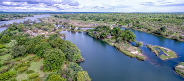 River zambezi pictures