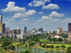 nairobi-Kenya - most beautiful cities in Africa