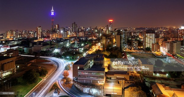 Joburg - most beautiful cities in Africa