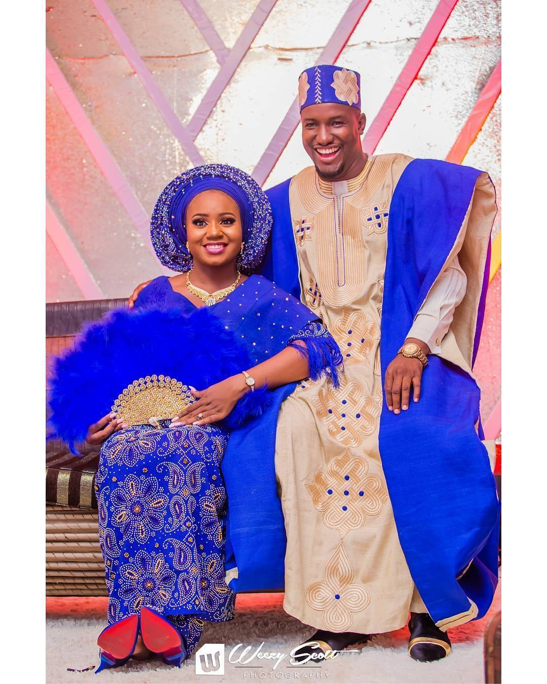 Nigerian Traditional Wedding Attires Pictures Styles Dresses From Tribes