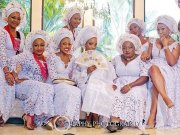 Nigerian Aso ebi styles pictures